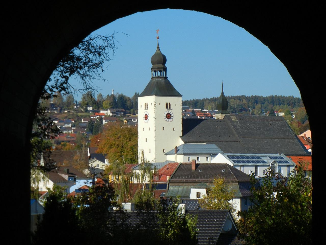 Pfarrei Regen